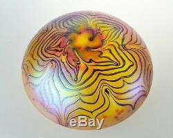 9 Fitter Hand Blown Replacement Art Glass Shade Mushroom Dome Glass Shade