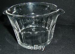 Five 19th Century Wine Rinser/Coolers Cut and polished
